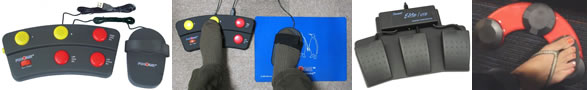 (Foot Mouse) FootMouse (Slipper Mouse) (No Hands Mouse) (Mouse Hands-free) (Foot-Operated Mouse) мышь для ног управление компьютером без рук